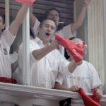 Pamplonans-celebrate-san-fermin-fiesta