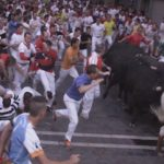 Encierro Pamplona running of the bulls