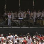 choir-concert-at-running-of-the-bulls