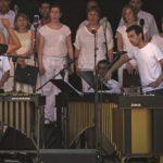 Pamplona Concert during san fermin fiesta