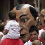 families-viewing-cabezudos-during-san-fermin-festival