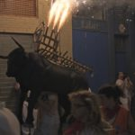 fire-bull-on-pamplona-streets-during-san-fermin