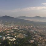 sailing-over-pamplona-in-a-balloon