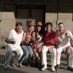 san-ferminers-on-the-streets-of-pamplona
