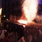 toro-de-fuego-fire-bull-in-pamplona