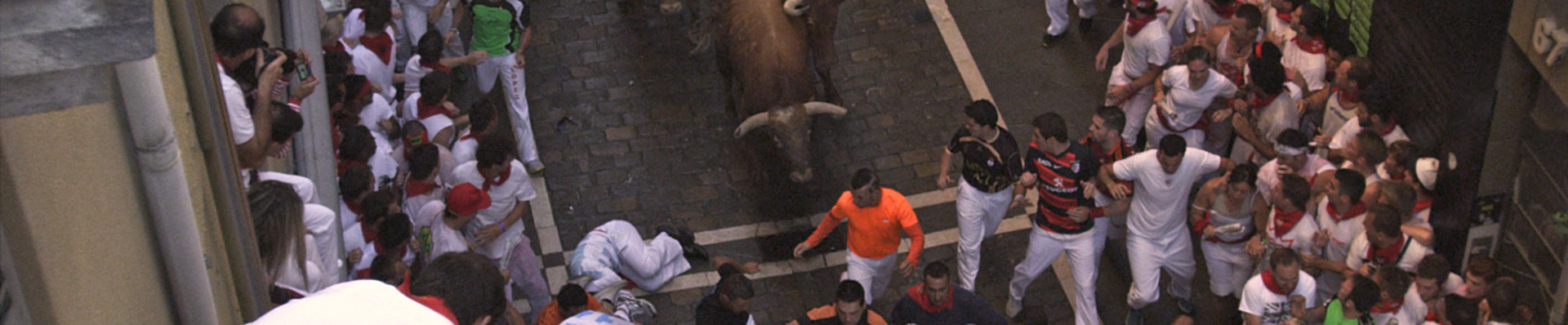 How to participate in the Running of the Bulls