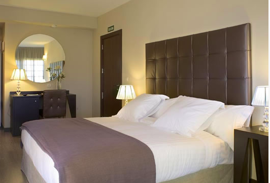 Hotel Pamplona Catedral Double