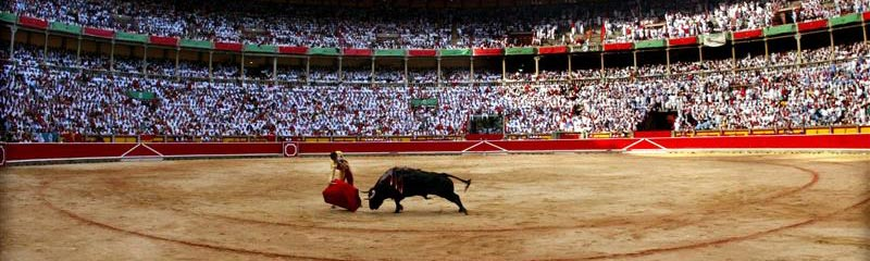 Running of the Bulls bullfights
