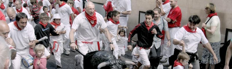 Running of the Bulls expert