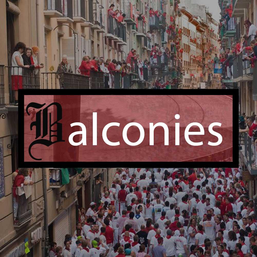 Pamplona Balconies