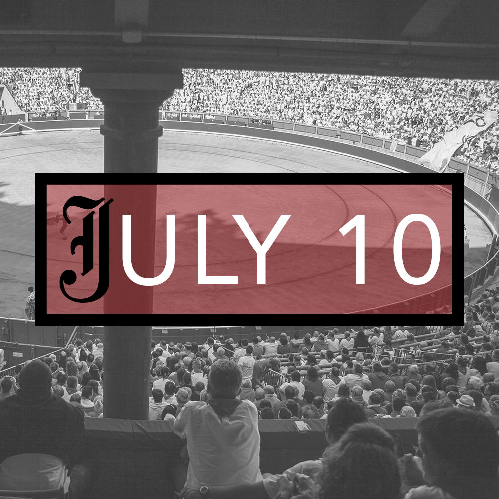 July 10th Bullfighting Tickets
