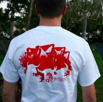 Running Of The Bulls Uniform Official 1591�...