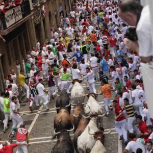 Running of the Bulls Course