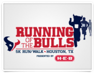 The Running of the Bulls in Houston
