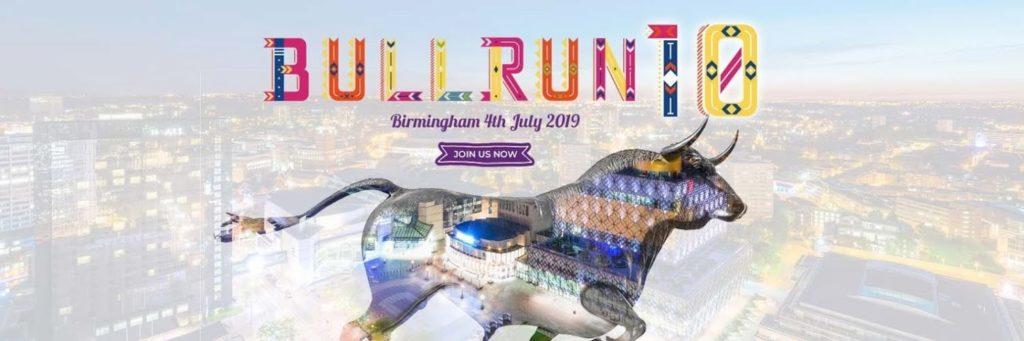 The Running of the Bulls in Birmingham